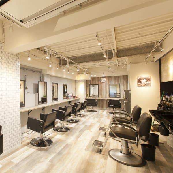 hair salon colk 新宿