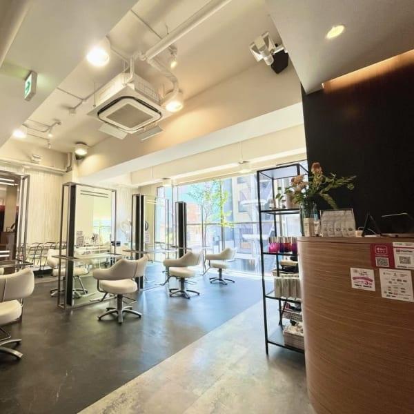 RAIN hair&beauty神戸三宮