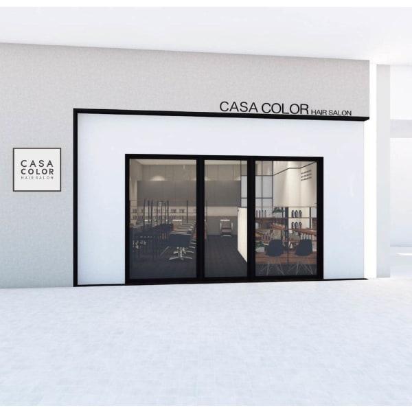 CASA COLOR トーホーストア舞子店