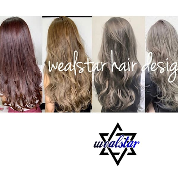 Wealstar hair design