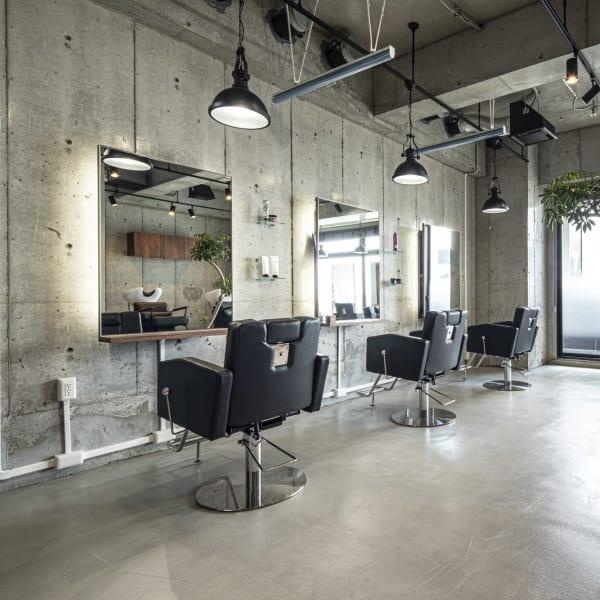 Men's Salon SEVEN 天六店