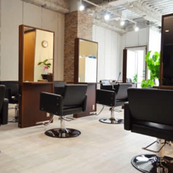 hair&make CRECE 福岡店