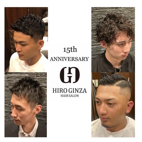 HIRO GINZA HAIR SALON 上野店