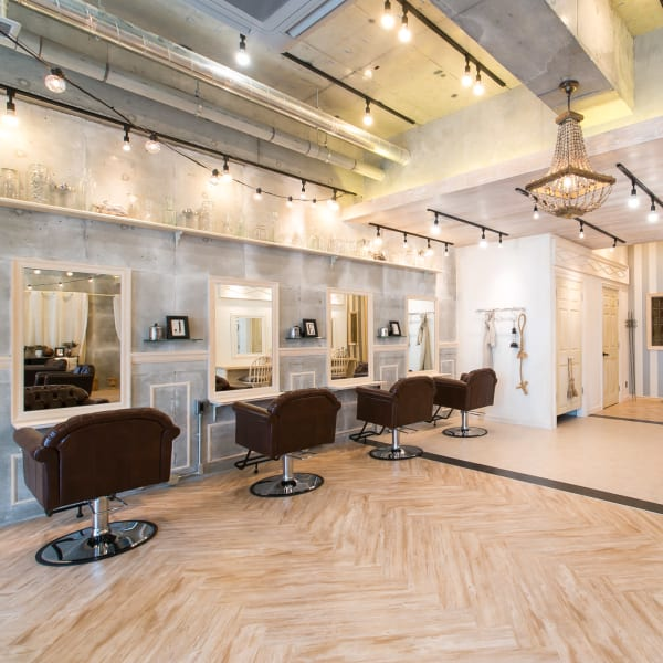 AUBE HAIR lachic【立川店】