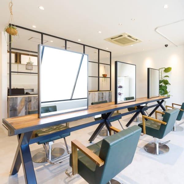 SOHO hair & botanical 大橋店