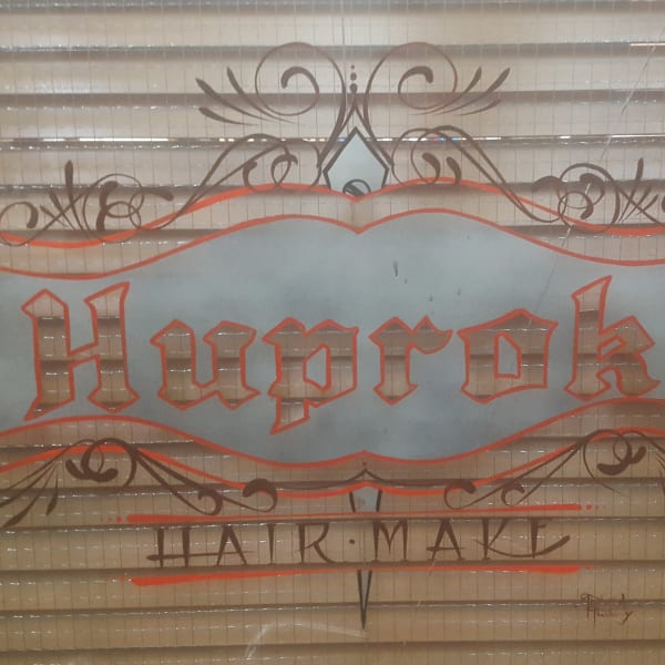 hair make Huprok