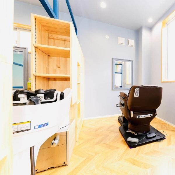 髪質改善 個室内完結型サロン 8salon HANARE 八潮 美容院