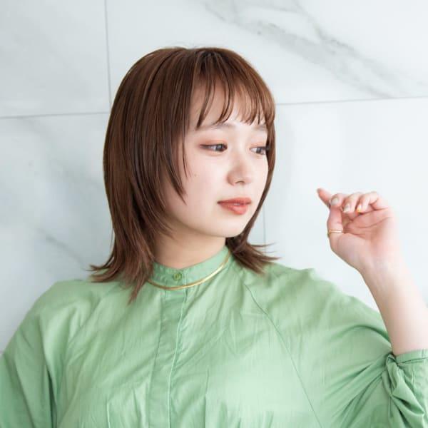 AUBE HAIR crane【鶴岡店】