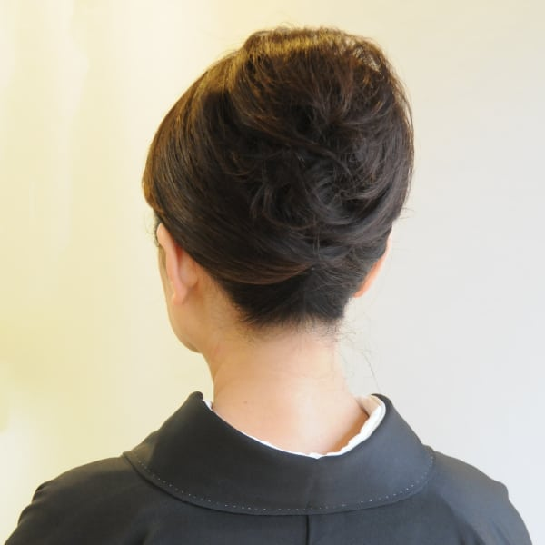 オススメ順 50代 ヘアアレンジの髪型 ヘアスタイル 楽天ビューティ