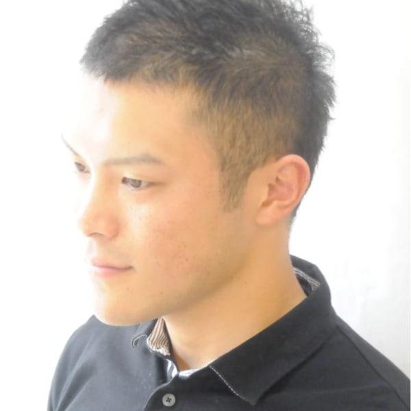 メンズ 髪型 40代 ベリーショート Amrowebdesigners Com