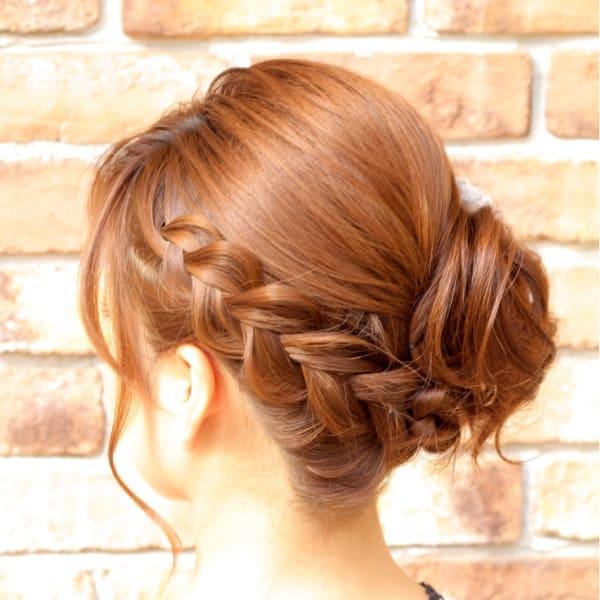 オススメ順 30代 ヘアアレンジの髪型 ヘアスタイル 楽天ビューティ