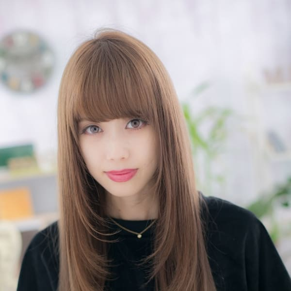 オススメ順】40代/ロングの髪型・ヘアスタイル