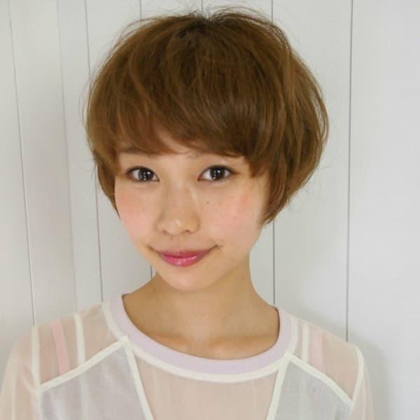 オススメ順】マッシュ/ショートの髪型・ヘアスタイル