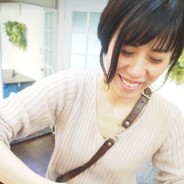 moi女性スタイリスト 篠原(旧山村) 光美(17年)