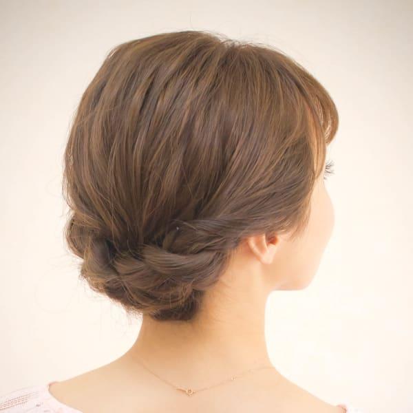 オススメ順 ヘアアレンジ 外国人風 ミディアムの髪型 ヘアスタイル