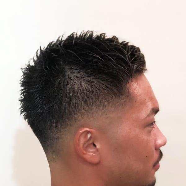 メンズのオススメ順】ボウズ/ベリーショートの髪型・ヘア