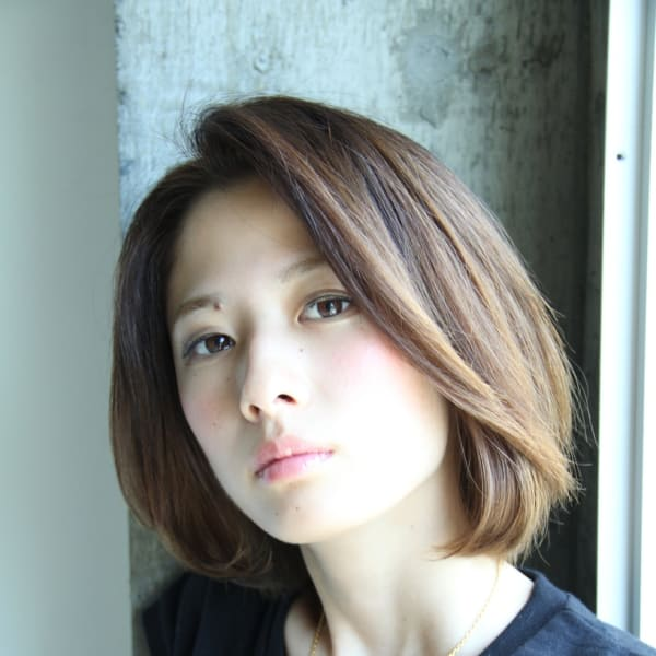 オススメ順】40代/ボブ/ミディアムの髪型・ヘアスタイル