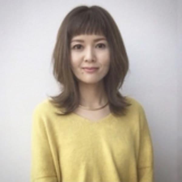 小平澤 絢子