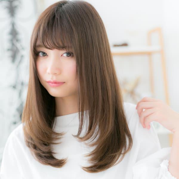 オススメ順】シャギー/ロングの髪型・ヘアスタイル