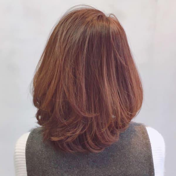 髪型 ぽっちゃり 代 50