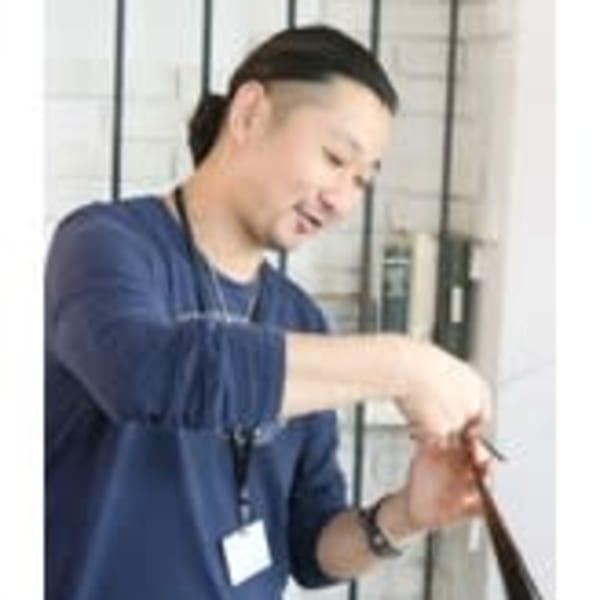 佐藤 悟【カットを含むメニューのみ指名料¥1100】