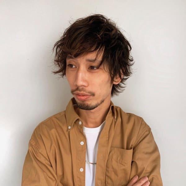 レイヤースタイル◎パーマと縮毛矯正の匠 山田夏樹