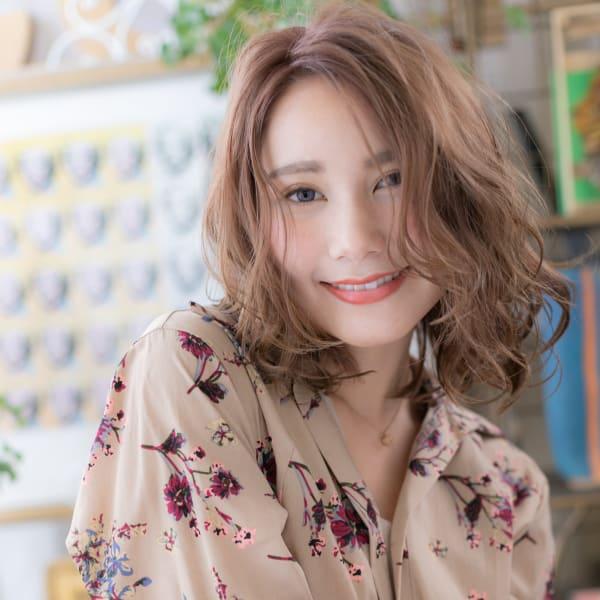 COVER HAIR bliss 戸田公園西口店(カバーヘアブリス トダコウエン ...