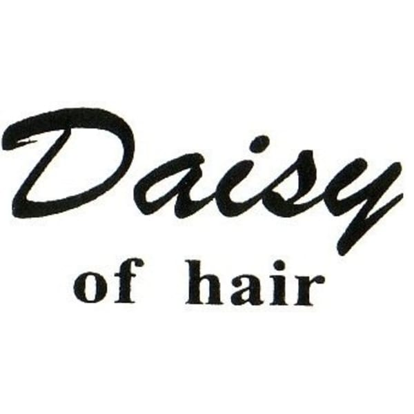 Daisy of hair