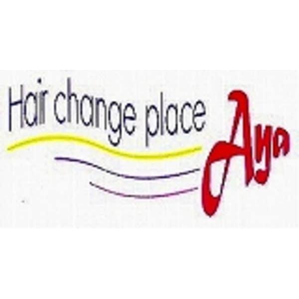 Hair change place Aya