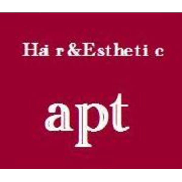 Hair&Esthetic apt 新宿