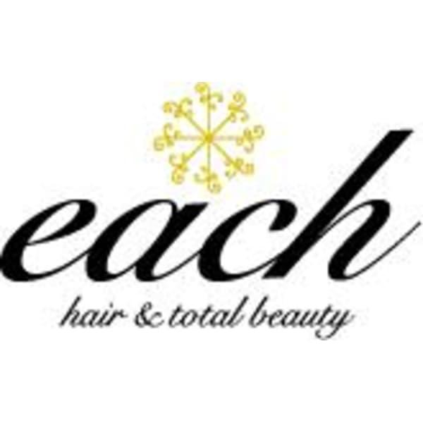 each hair&total beauty
