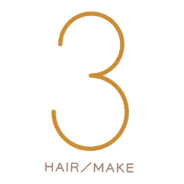 3 HAIR/MAKE