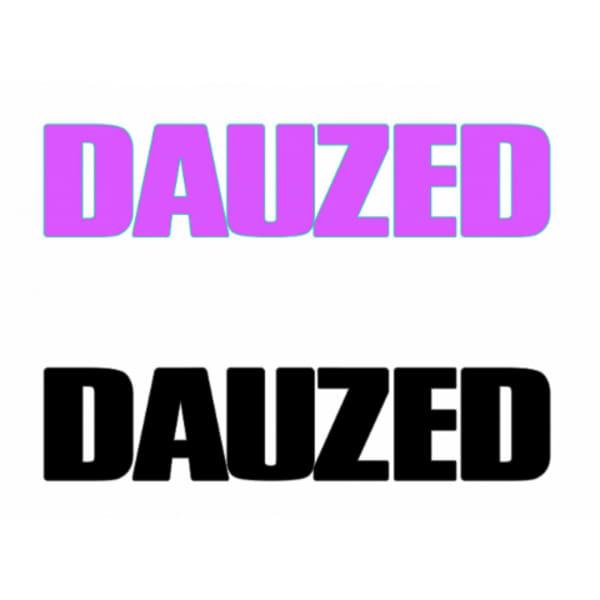 DAUZED
