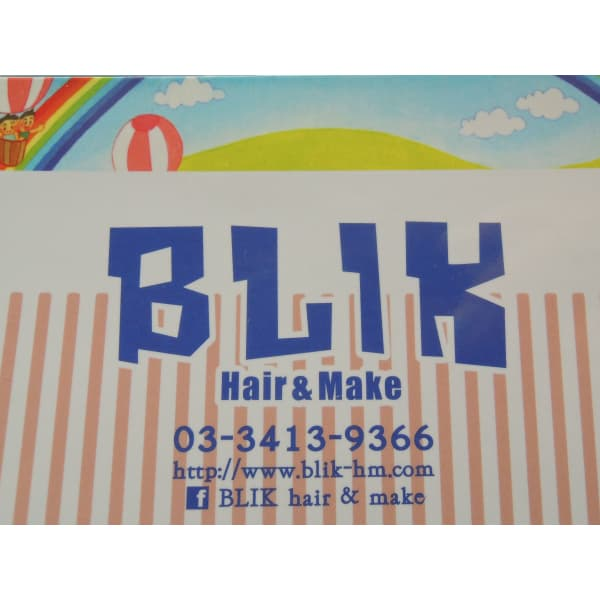 BLIK hair & make