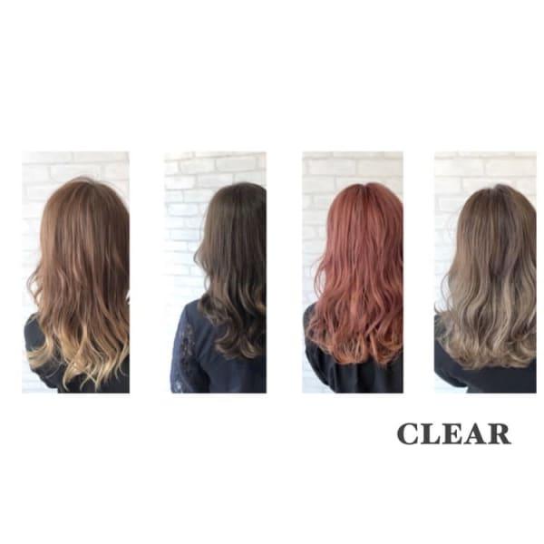 Hair&Make CLEAR