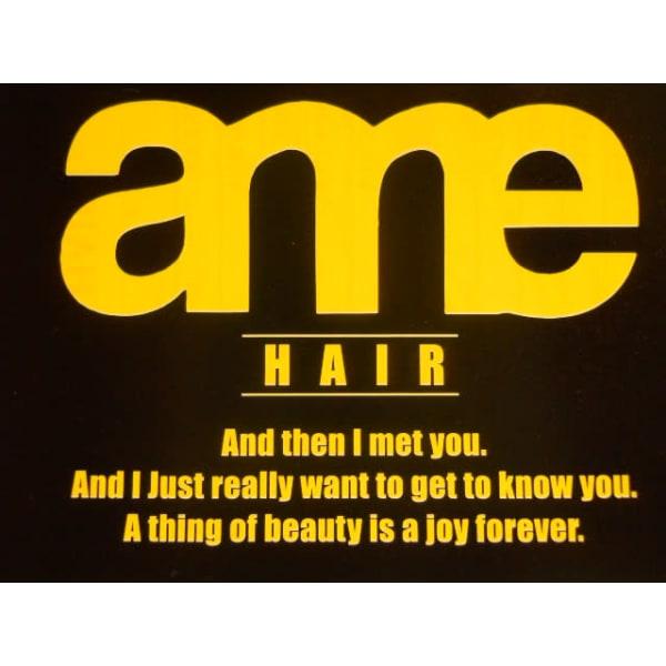ame HAIR