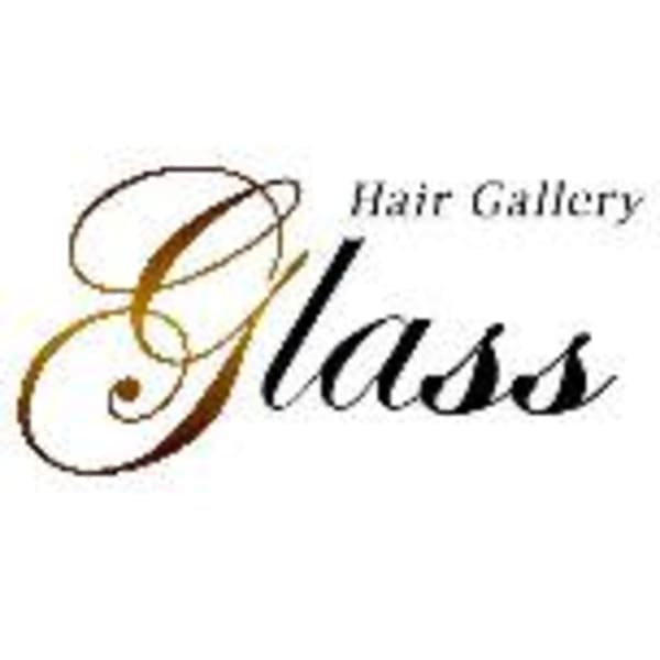 Hair Gallery glass