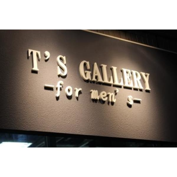 T's GALLERY - for men's -
