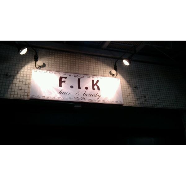 F.I.K hair&beauty