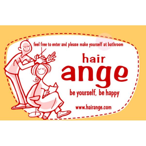 hair ange