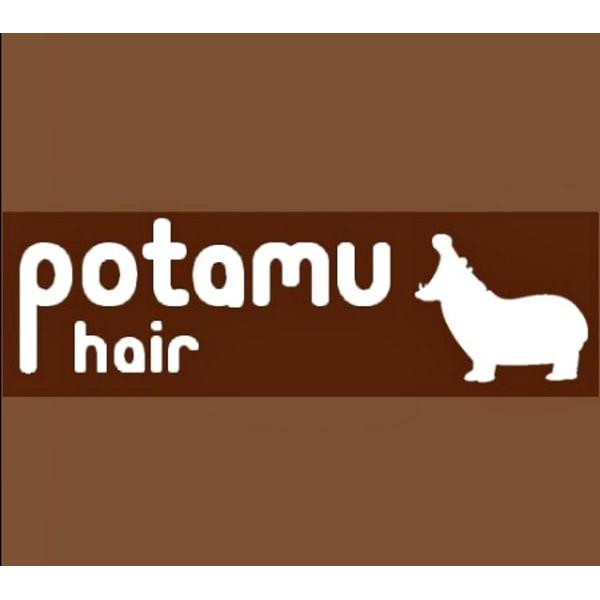 potamu 東中野 髪と頭皮のエイジングケアサロン