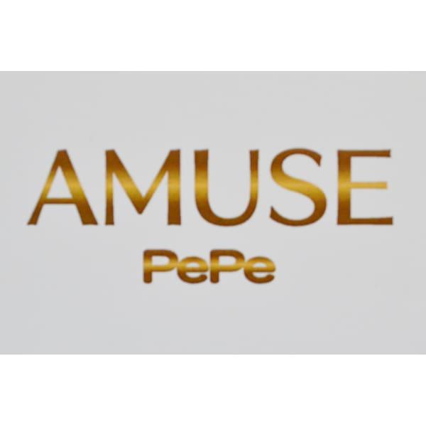 AMUSE・PePe