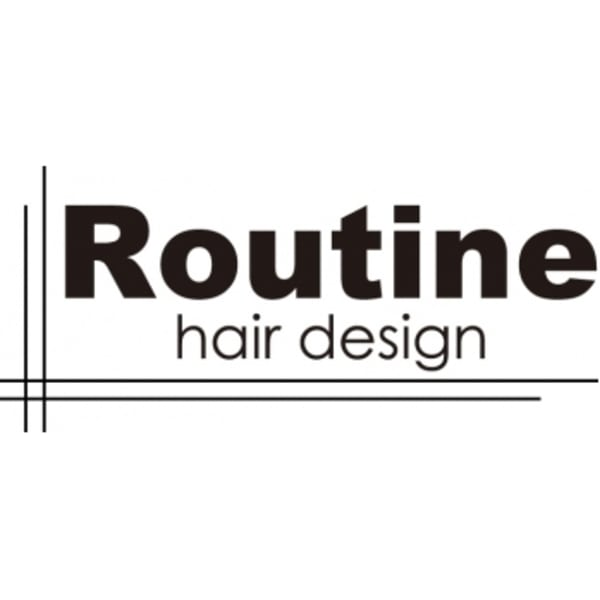 Routine hair design