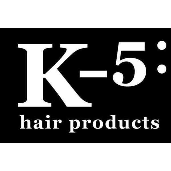K-5: hair products