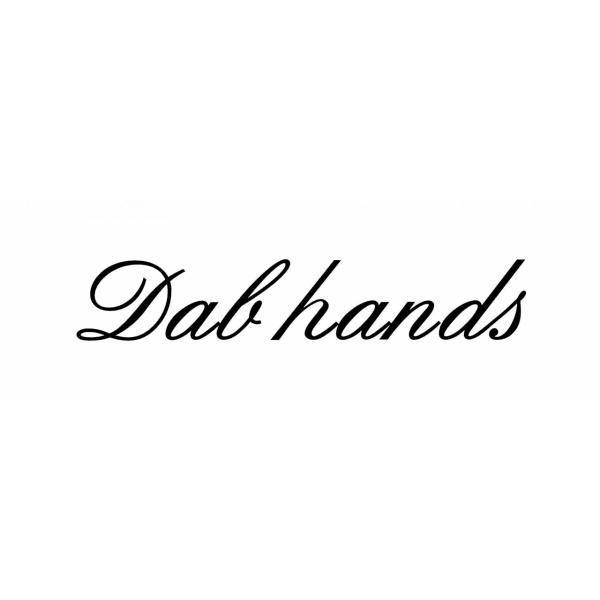 Dab hands EL claire