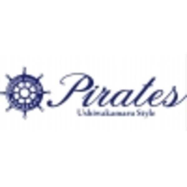 Pirates ushiwakamaru style
