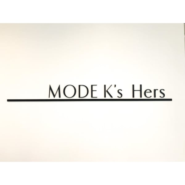 MODE K's Hers 高槻店