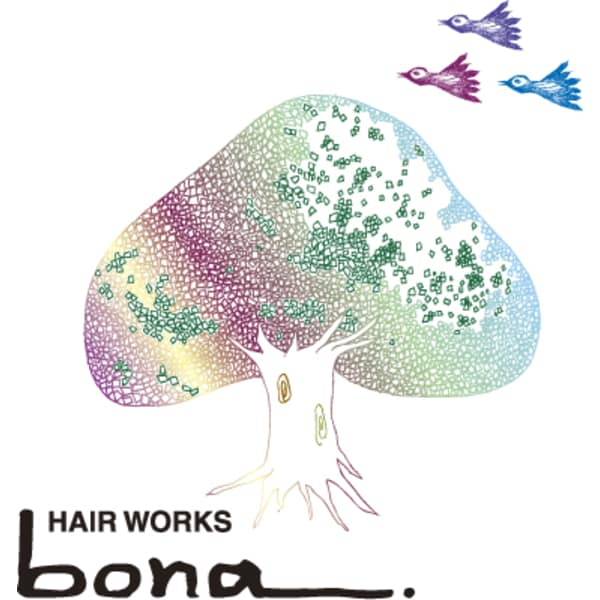 HAIR WORKS bona. ウニクス店