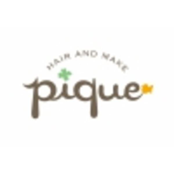 pique -hair and make- 茗荷谷店