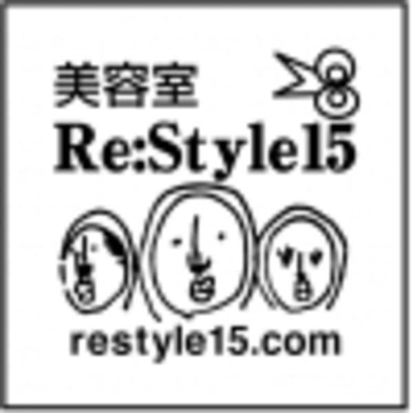 美容院 Re:Style 15 枚方駅前店